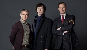 Выход 3-го сезона Шерлока подтвержден