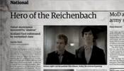 Шерлок - Рейхенбахский герой